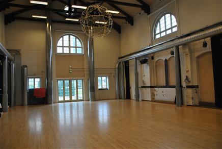 Digitale aktivitetsoptællinger i udvalgte haller