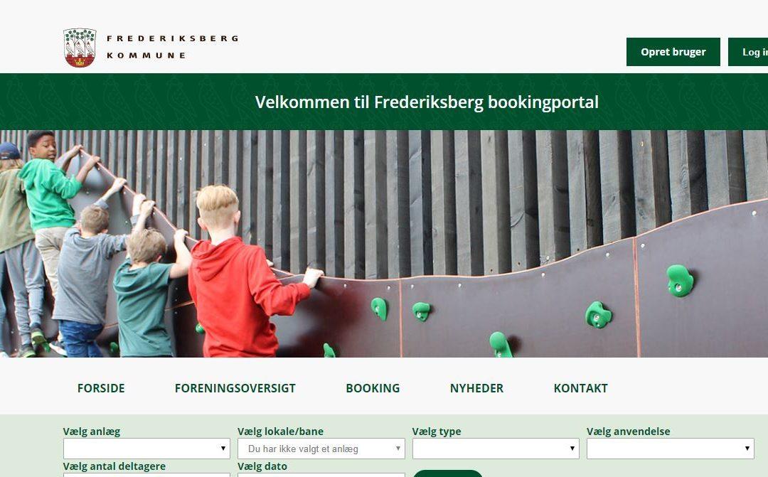 Booking af foreningernes tildelte indendørstider for sæsonen 2020-2021