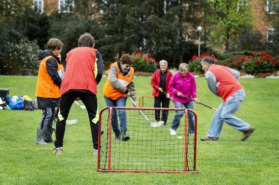 Vær med til at arrangere Sommermotion i Lindevangsparken og Seniormotionsdag