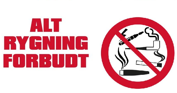 Pr. 1. januar træder krav om røgfrie idrætsanlæg i kraft