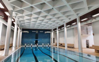 Så kom vi i mål – Damsøbadet er nu muligvis Frederiksbergs flotteste svømmehal