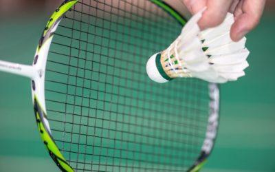 Så er der igen åbent for lejning af badmintonbaner